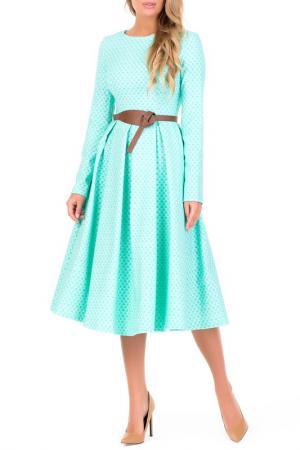 Платье XARIZMAS. Цвет: 905, зеленый