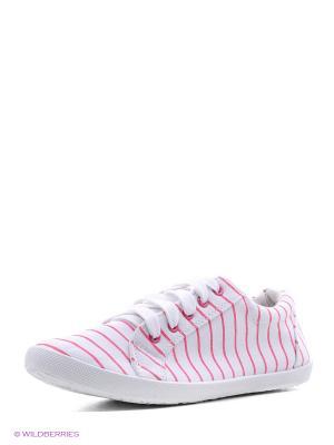 Кеды Let,s. Цвет: бледно-розовый, фуксия