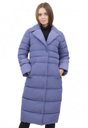 Куртка утепленная Doctor E. Цвет: голубой