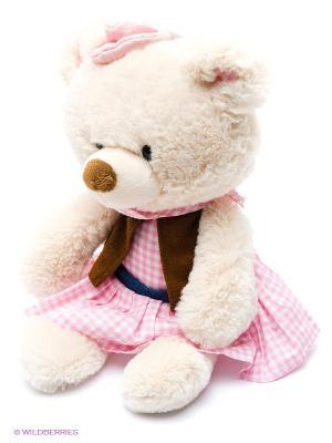 Игрушка мягкая Dandi Gund. Цвет: белый, бледно-розовый