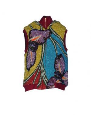 Куртка MANISH ARORA. Цвет: лазурный