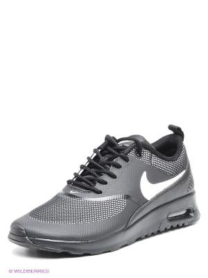 Кроссовки WMNS AIR MAX THEA Nike. Цвет: черный, антрацитовый