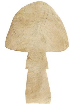 Декоративная фигура Гриб Heine. Цвет: телесный