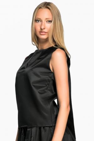 Блуза 133522 Lolita Shonidi. Цвет: черный