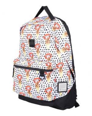Рюкзаки и сумки на пояс VANS. Цвет: белый