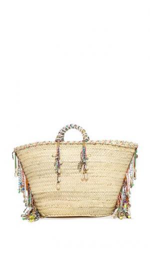 Объемная сумка с короткими ручками Alessia Giselle