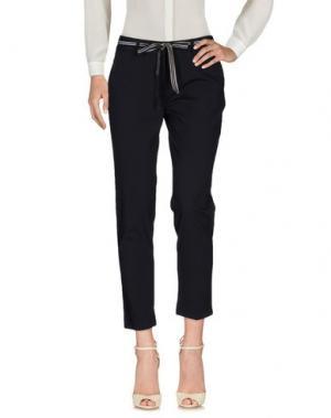 Повседневные брюки KARTIKA. Цвет: стальной серый