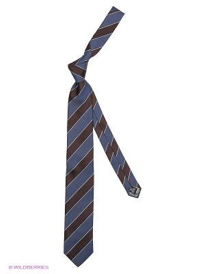 Галстук Alex DANDY. Цвет: голубой, горчичный, синий