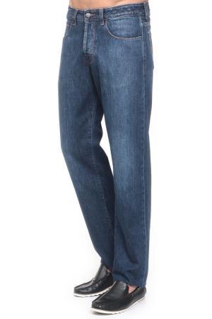 Джинсы Pantaloni Torino. Цвет: синий 67