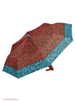 Зонты J&Elisabeth. Цвет: синий, красный