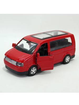 Машина металлическая 1:32 HOFFMANN. Цвет: красный
