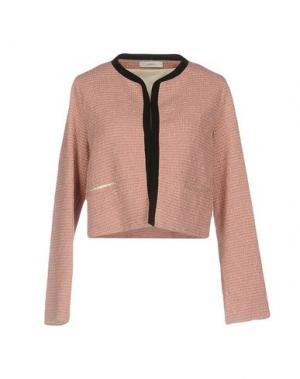 Пиджак ..,MERCI. Цвет: розовый