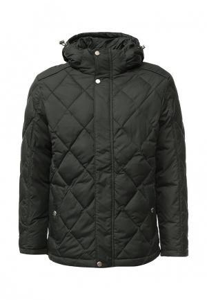 Куртка утепленная Tom Farr. Цвет: зеленый