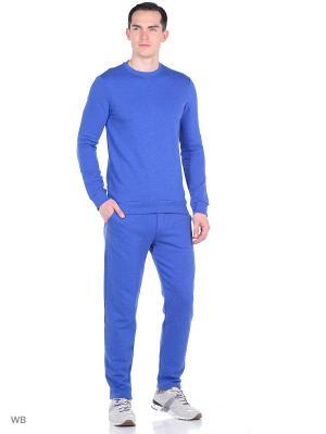 Свитер United Colors of Benetton. Цвет: синий, лазурный