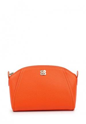 Сумка Furla. Цвет: оранжевый