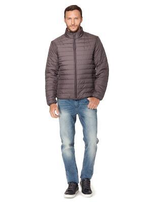 Куртка Baon. Цвет: светло-коричневый