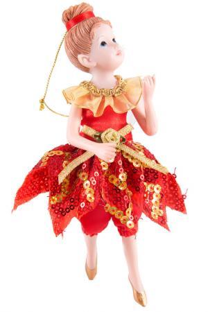 Игрушка-украшение Фея Christmas. Цвет: мультицвет