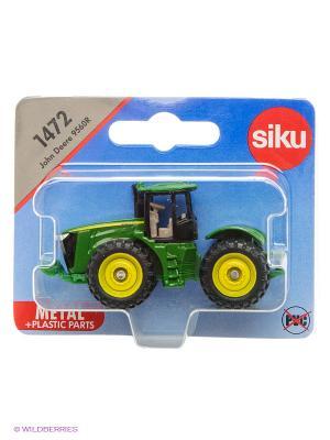 Трактор SIKU. Цвет: зеленый