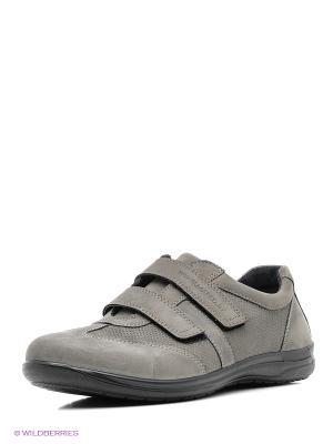 Ботинки Marko. Цвет: темно-серый