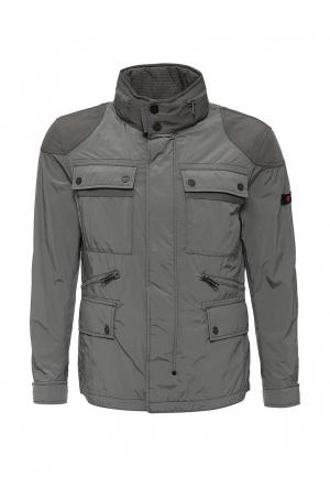Куртка Strellson. Цвет: серый