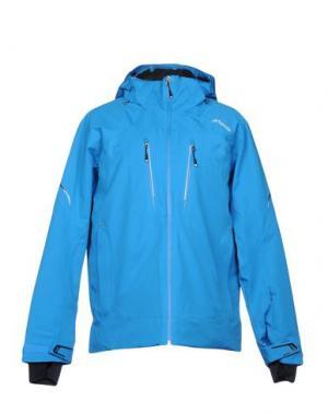 Куртка PHENIX. Цвет: лазурный