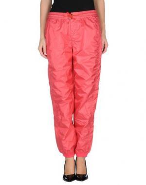 Повседневные брюки JET SET. Цвет: коралловый