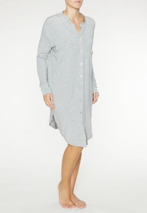 - Gerdi Ночная рубашка Серый SUNDAY IN BED