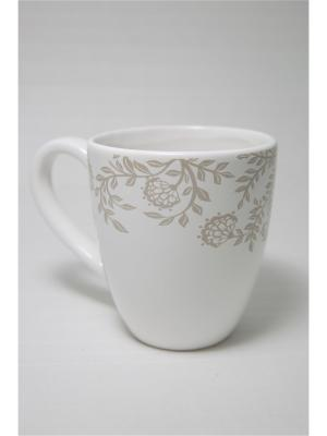 Чашка Mitya Veselkov. Цвет: белый
