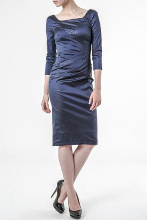 Платье Talbot & Runhof. Цвет: синий