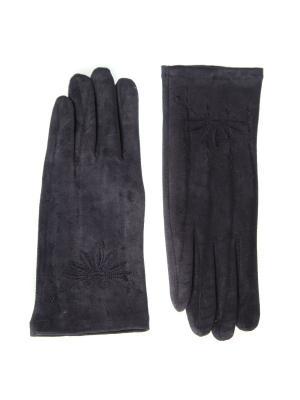 Перчатки Nice Ton. Цвет: темно-синий
