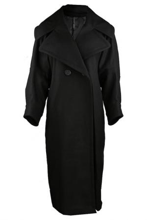 Пальто PLEIN SUD JEANIUS. Цвет: черный