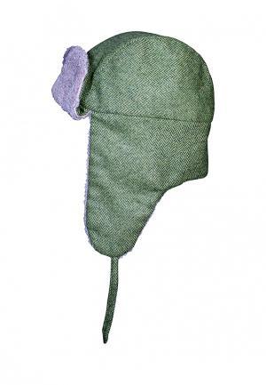 Шапка ViaVestis. Цвет: зеленый