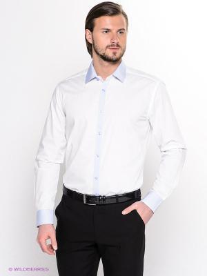 Рубашка Favourite. Цвет: белый