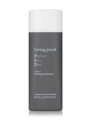 Маска 5в 1 Living Proof. Цвет: черный
