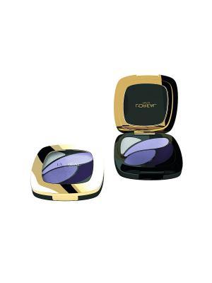 Тени для век Color Riche, Квадро, оттенок E7, Сиреневые шпильки, 4,5 г L'Oreal Paris. Цвет: сиреневый