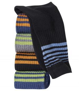 Комплект Спортивных Носков — 5 пар AFM. Цвет: разноцветньіи