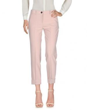 Повседневные брюки KARTIKA. Цвет: телесный