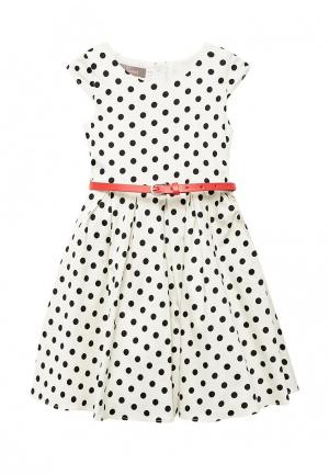 Платье Shened. Цвет: белый