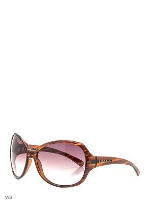 Очки солнцезащитные IS 06-003 07P Enni Marco. Цвет: коричневый