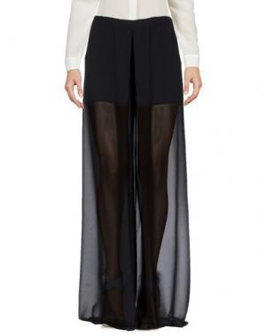 Повседневные брюки CHRISTIES. Цвет: черный