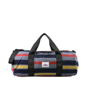Дорожная сумка PENFIELD. Цвет: серый