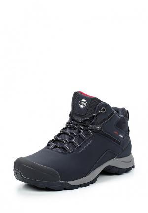 Ботинки трекинговые Strobbs. Цвет: синий