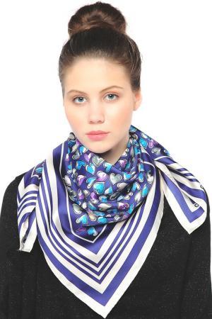 Платок Ungaro. Цвет: синий