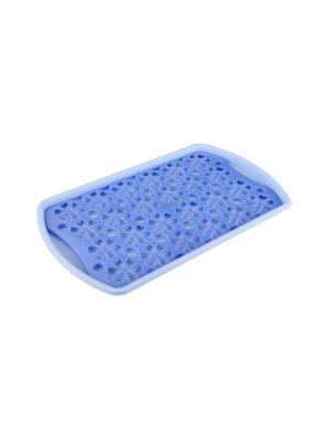 Сушилка для посуды (голубая) Альтернатива. Цвет: голубой