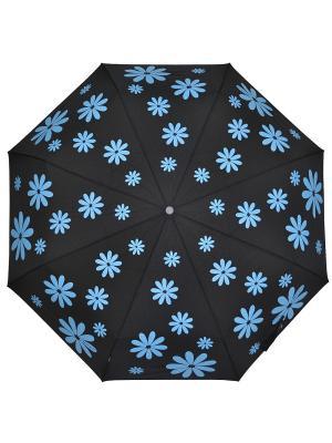 Зонты H.DUE.O. Цвет: голубой, черный