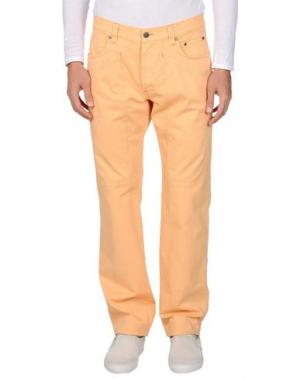 Повседневные брюки JECKERSON. Цвет: абрикосовый