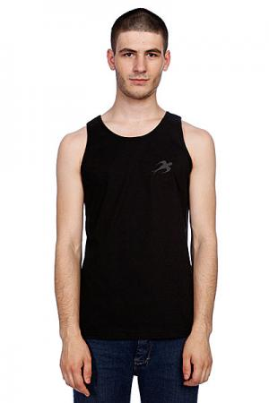 Майка  Authentic Tank Top Black Innes. Цвет: черный