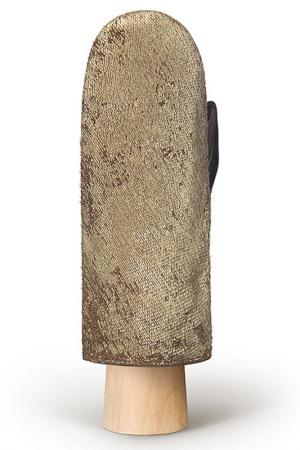 Варежки Eleganzza. Цвет: темно-коричневый, бронзовый