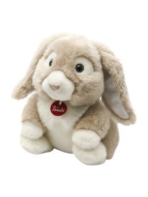 Мягкая игрушка Кролик Бонни, 33 сантиметров TRUDI. Цвет: бежевый