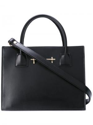Классическая мини сумка-тоут M2malletier M016MINITOTE12038246